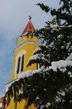 Veža kostola